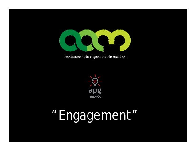 """Engagement"""