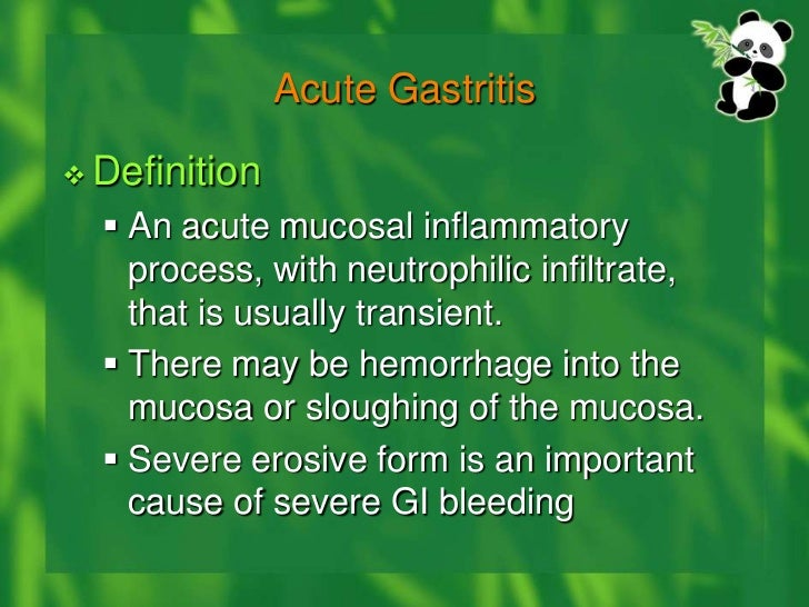 gastritis final Meaning Of Term Idiopathic
