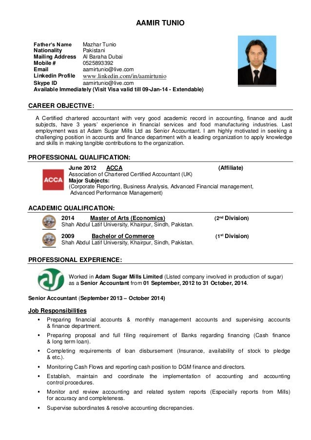Sle resume acca student 28 images sle accounting student sle resume acca student acca with 3 years experience on dubai visit visa yelopaper Image collections