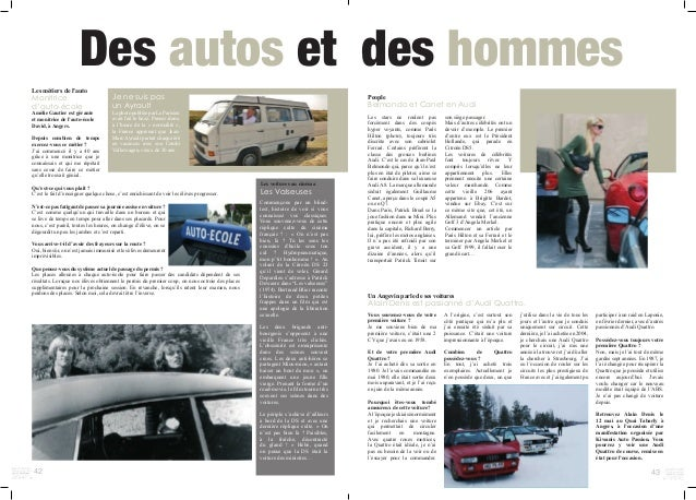 angers auto moto numero 1 avril mai 2013. Black Bedroom Furniture Sets. Home Design Ideas