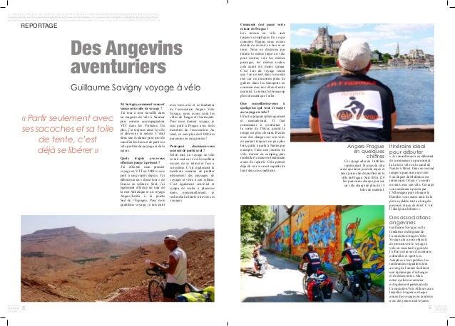 8 avec mon ami et co-fondateur de l'association Angers Vélo Voyage, nous avons joint les villes de Tanger et Ouarzazate. P...