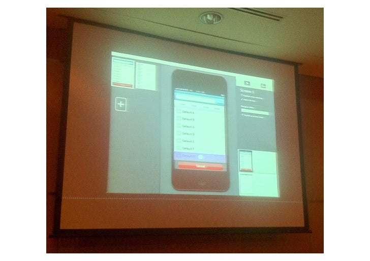 Mobile user experience Methods and tools