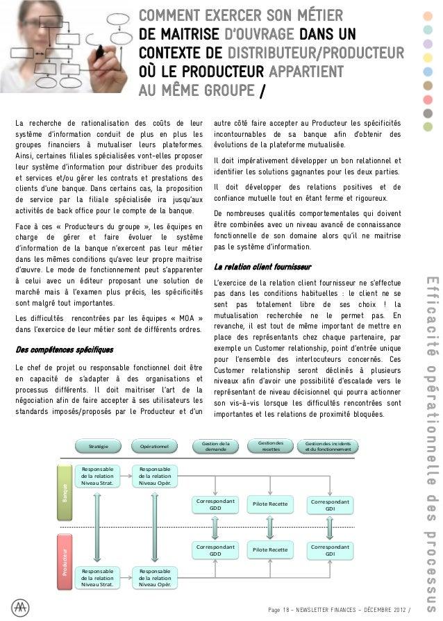 Un exercice spécifique des activités                         L'animation de la communauté en interneLa gestion de la deman...