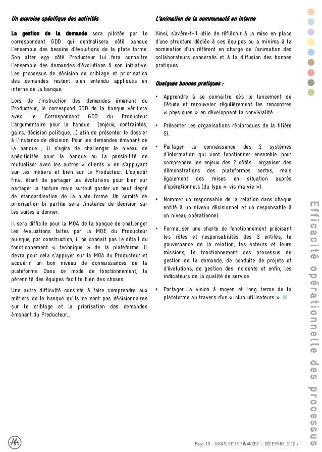 « LES RÉFÉRENTIELS AU CARREFOUR                                      DES ENJEUX MÉTIERS ET STRATÉGIQUES                   ...