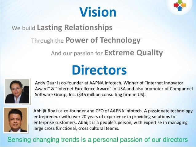 Aapna Infotech A Web Development Company Corporate Presentation