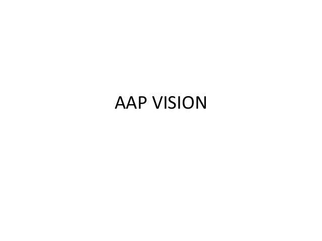 AAP VISION