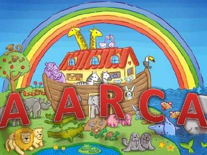 A arca   crianças