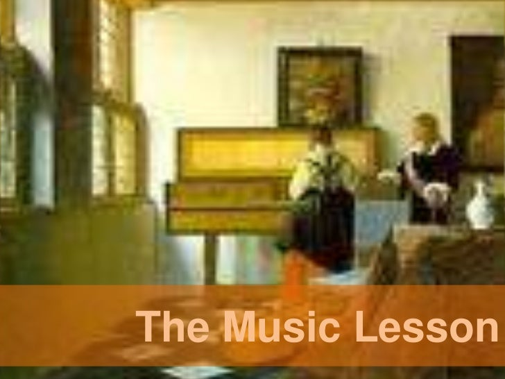 The Music Lesson<br />