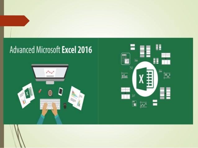 Why Advanced Excel