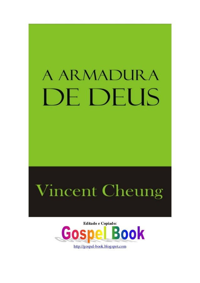 Editado e Copiado:  http://gospel-book.blogspot.com
