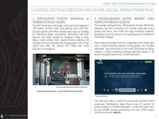 Hotel fb case studies examples fresh ideas 5 hotels getting creative withtheir social media marketing 34 hotel fb case studies fandeluxe Gallery