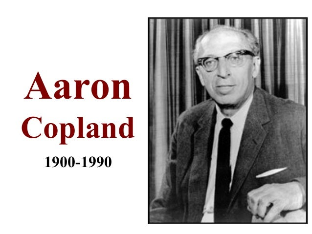 aaron copland letters