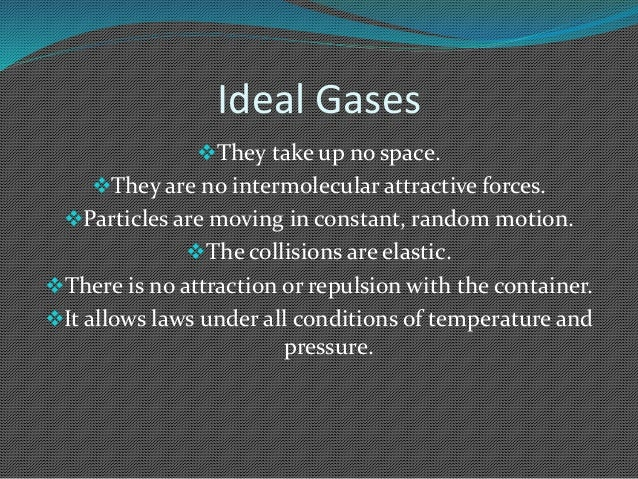 aaron dulay ideal gases vs real gases