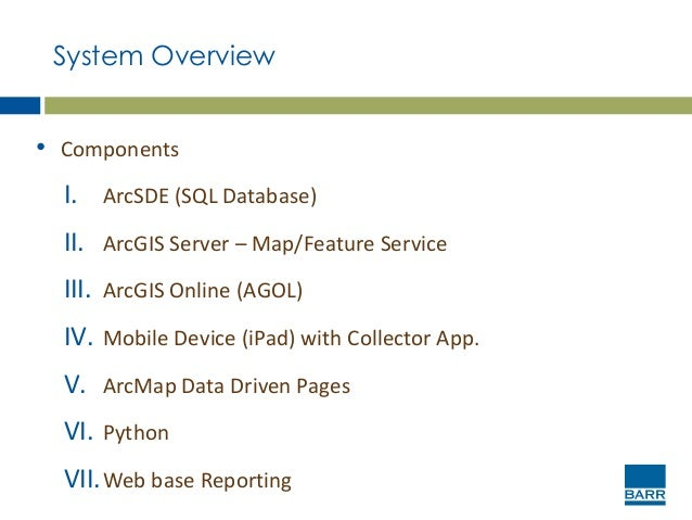 NDGISUC2017 - Mobile Data Collection & Reporting System