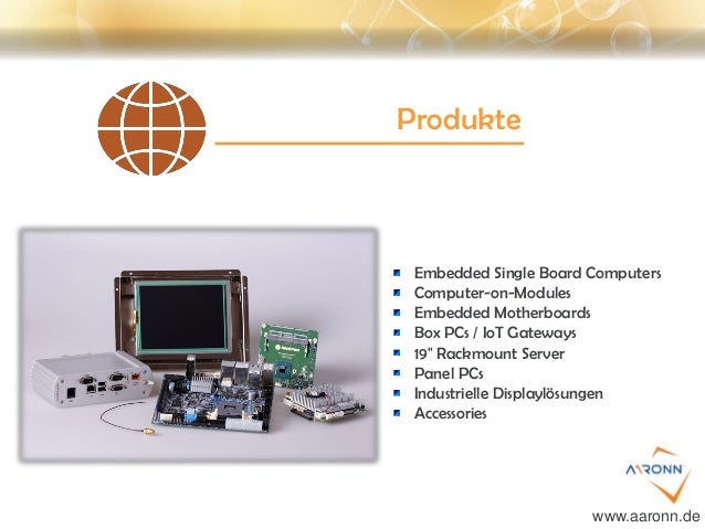"""Produkte Embedded Single Board Computers Computer-on-Modules Embedded Motherboards Box PCs / IoT Gateways 19"""" Rackmount Se..."""