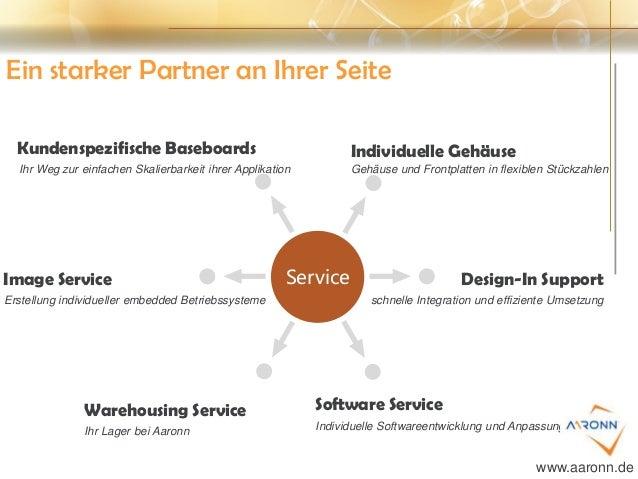 Service Kundenspezifische Baseboards Image Service Software Service Individuelle Gehäuse Ein starker Partner an Ihrer Seit...