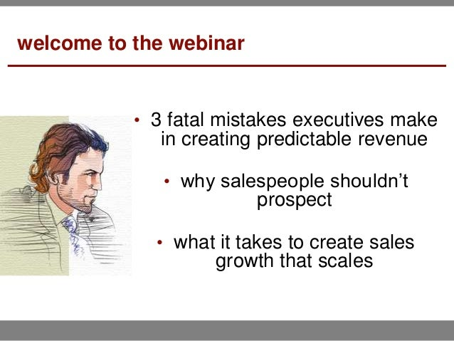 Predictable Revenue: Create Predictable & Scalable Revenue - Aaron Ross Slide 2