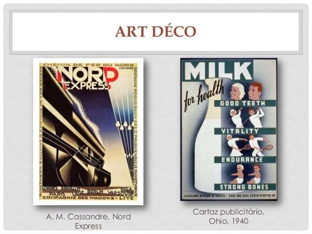 ART DÉCOCartaz publicitário,Ohio, 1940A. M. Cassandre, NordExpress
