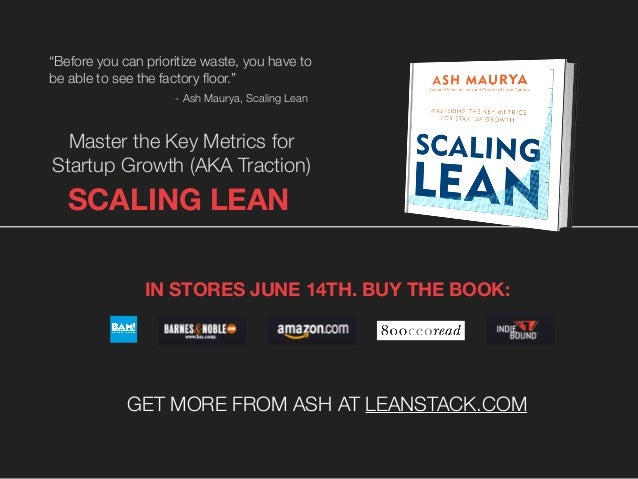 """IN STORES JUNE 14TH. BUY THE BOOK: """"Before you can prioritize waste, you have to be able to see the factory floor."""" - Ash M..."""