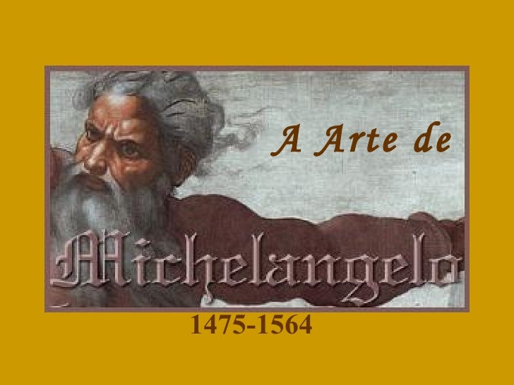 A Arte de    1475-1564