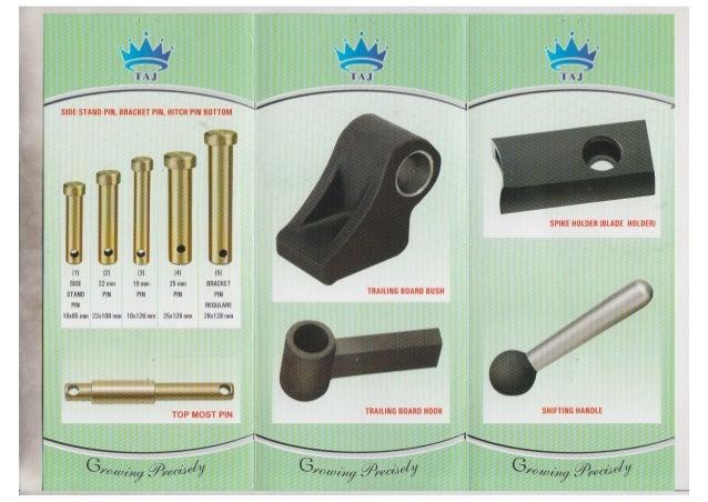 Taj Industries, Rajkot, Forged Parts & Components Slide 2