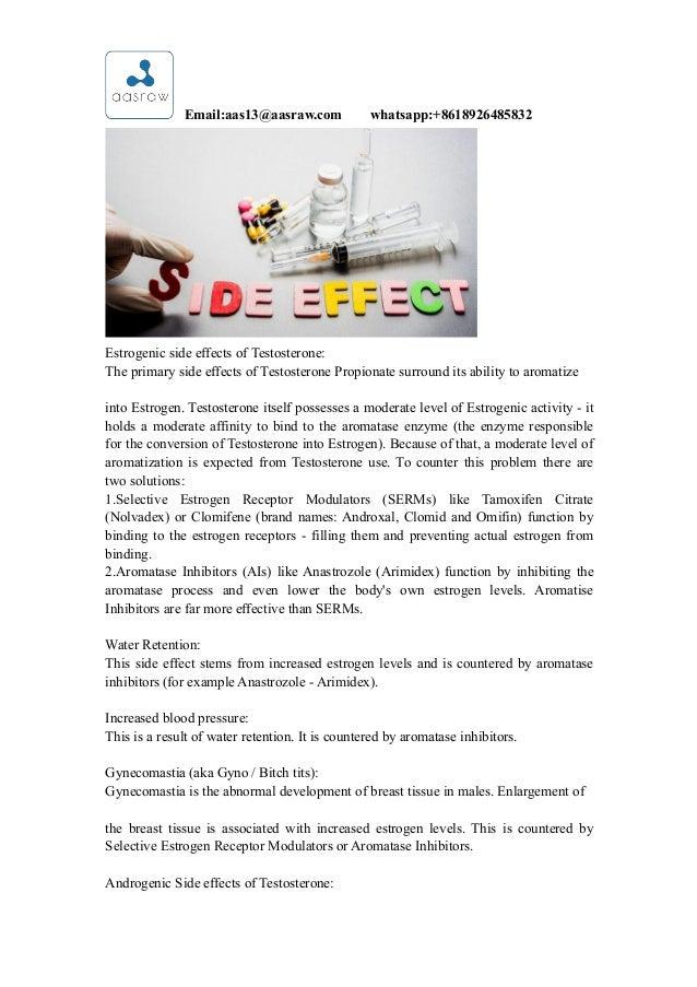 Aas --testosterone propionate powder