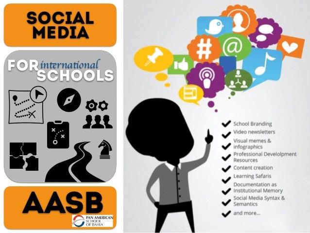 Social Media forinternational Schools AASB