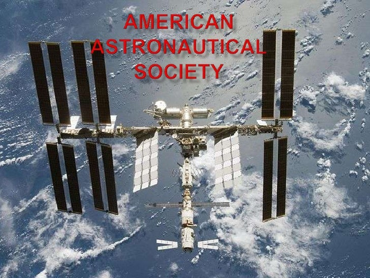 American AstronauticalSociety<br />