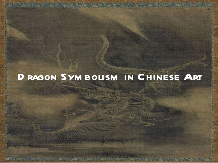 Dragon  Symbolism in Chinese Art