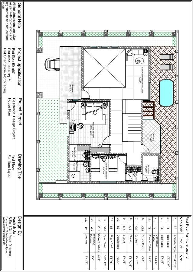 Allthedoorsandwindowsheightlevelaresame Thegrounndfloorplanistakenwithinlivingroom Plan 79 GeneralNoteProjectSpecificationProjectDrawingTitleDesignBy
