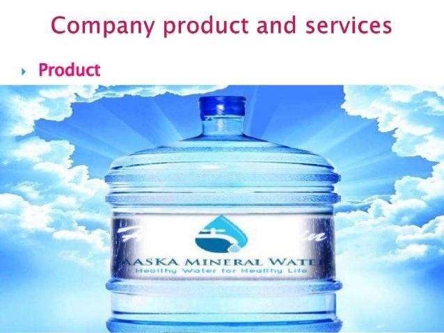 bottled water business plan sample pdf