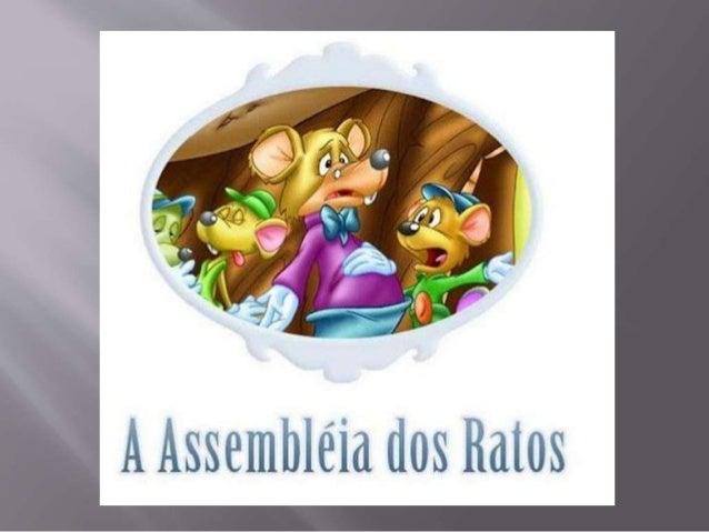 A Assembleia dos ratos