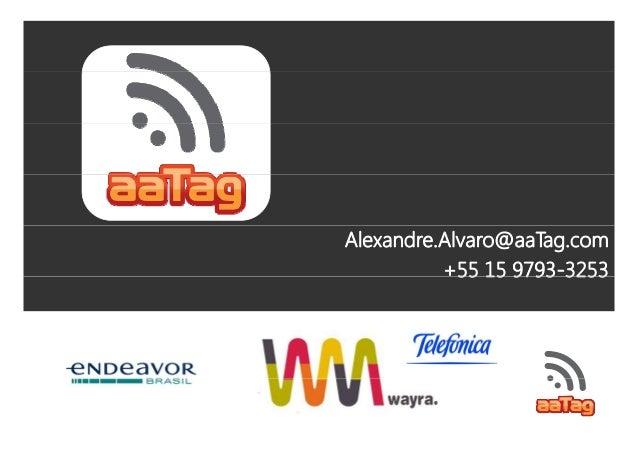 Alexandre.Alvaro@aaTag.com+55 15 9793-325355 15 9793 3253