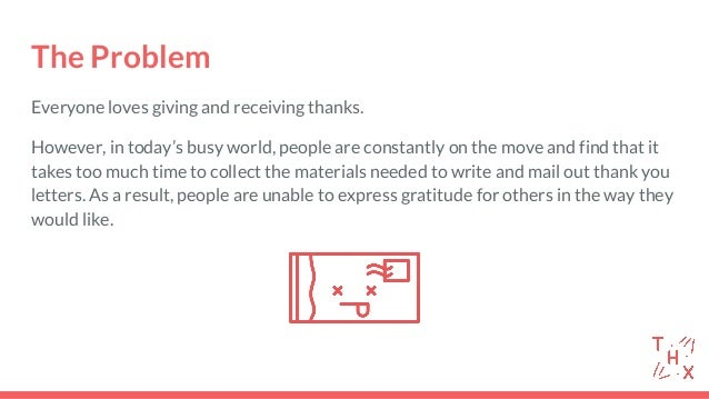thx the fastest way to send your thank you notes