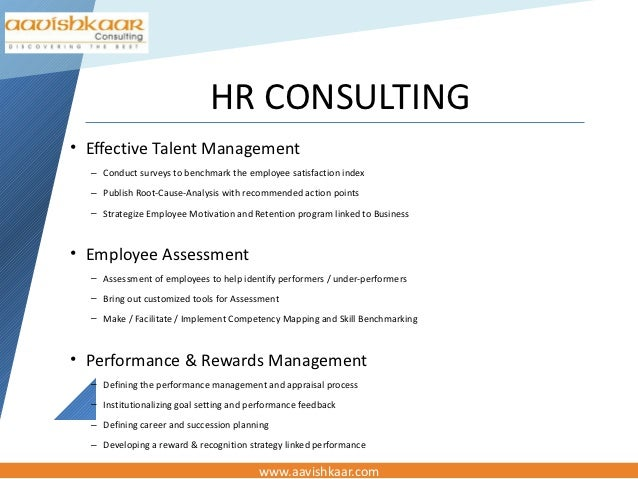 Aavishkaar Consulting Services Corporate Ppt