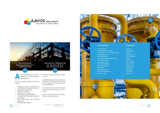 Aavos international - process analysis Slide 2