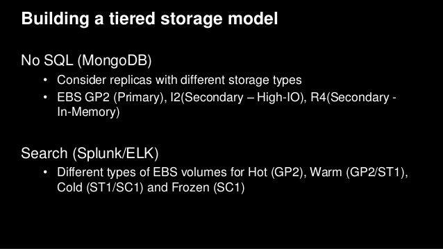 Optimizing Storage For Big Data Analytics Workloads