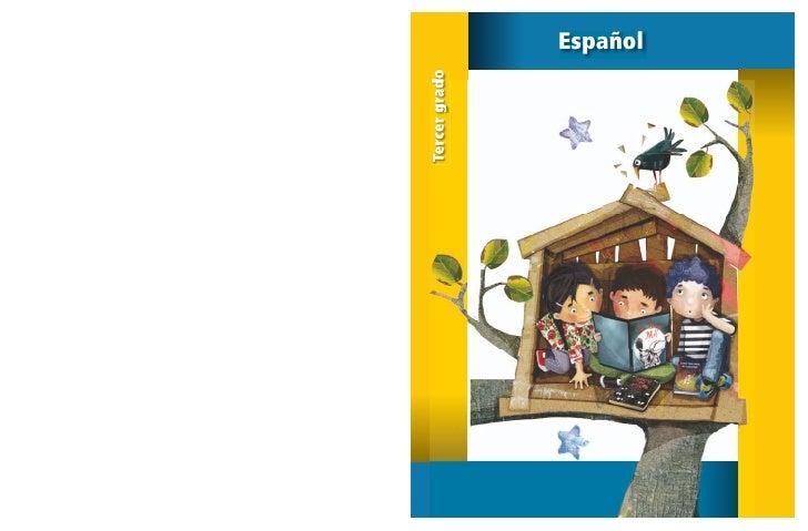 Tercer grado   Español