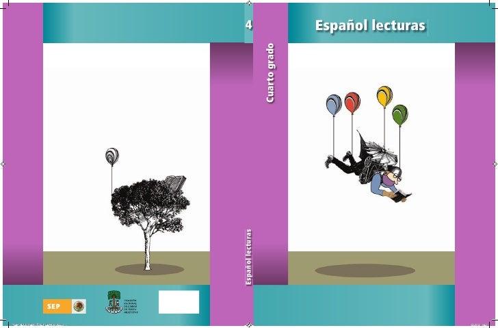 4                              Español lecturas                                                           Cuarto grado    ...