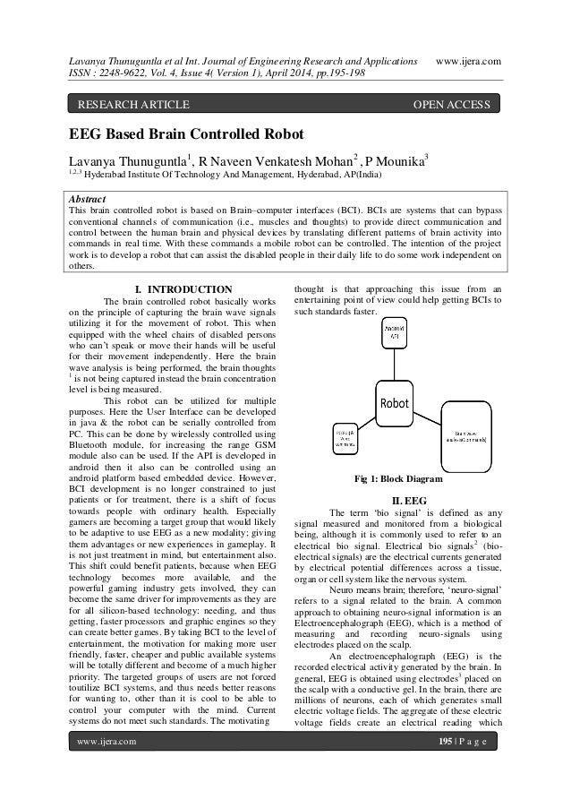 Lavanya Thunuguntla et al Int. Journal of Engineering Research and Applications www.ijera.com ISSN : 2248-9622, Vol. 4, Is...