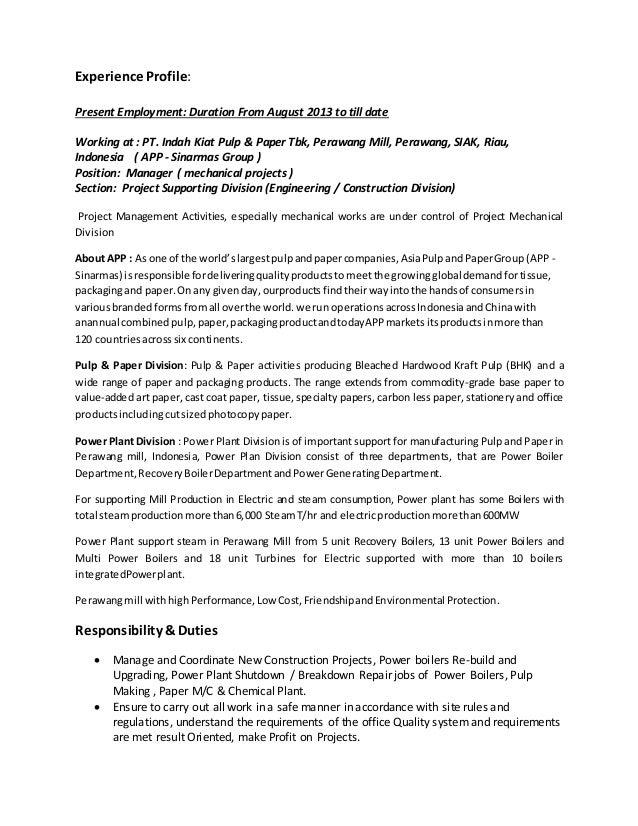 Present Resume -Mohan (22.12.2016)