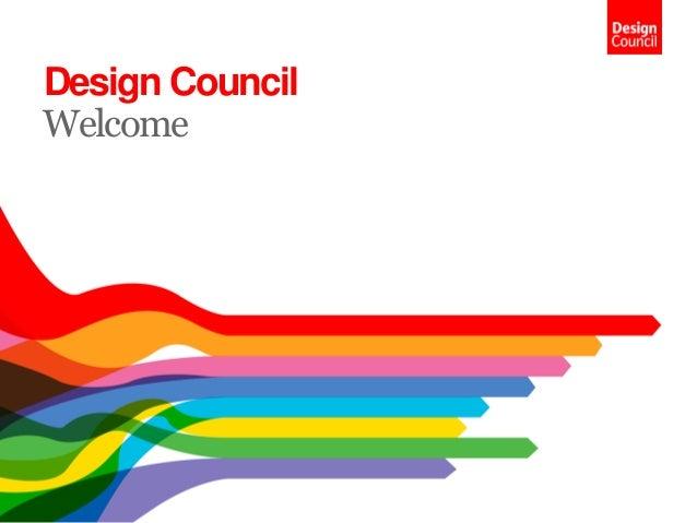 Design CouncilWelcome