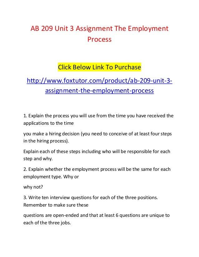 four step process remedies