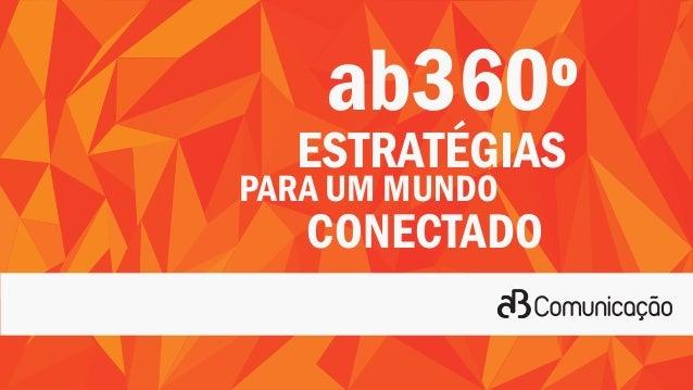 ab360º  ESTRATÉGIAS  PARA UM MUNDO  CONECTADO