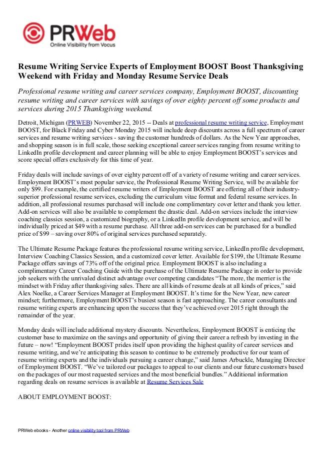 Press Release Black Friday