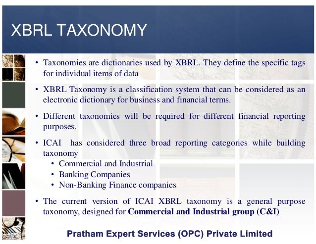 XBRL taxonomy [AX 2012]