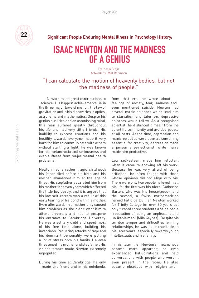 asperger's syndrome madness savantism or genius Creativity and asperger's syndrome: exploring the links  socrates spoke of  enthousiasms (sometimes translated as divine madness, referring to then  links  on: genius, giftedness and talent, intelligence, savants, aesthetics research  and.