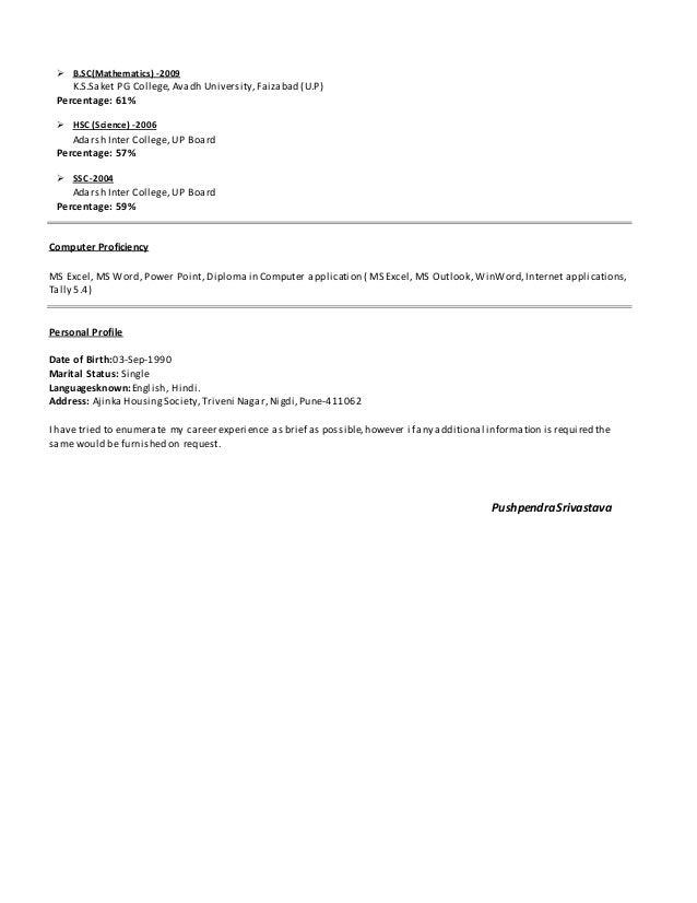 Pushpendra_resume