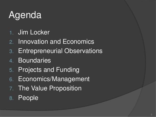 Presentation Purdue Springer Lecture on Economics & Innovation March 2016 Slide 2