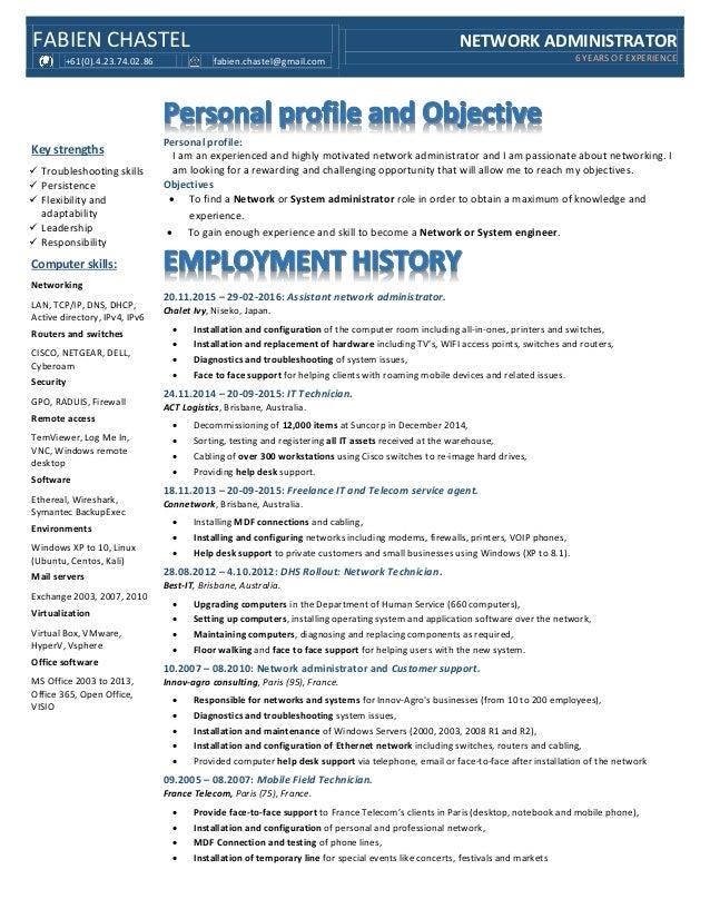 key strengths for resume